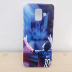 Messi Lionel-huse telefon Samsung Galaxy A6-2018, noi!, Alta