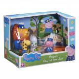 Set figurine Peppa Pig, Zoo
