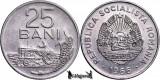 1966, 25 Bani - RSR - Romania