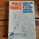 Public finance, theory, practice, Central European (J. Nemec, G. Wright, 1997)