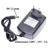Alimentator AC/DC , 220V - 15V / 2A