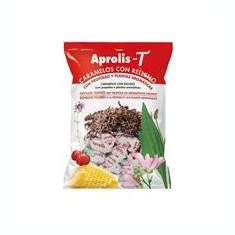 Dropsuri Umplute cu Propolis si Plante Aromate 100gr Aprolis Cod: PB20202