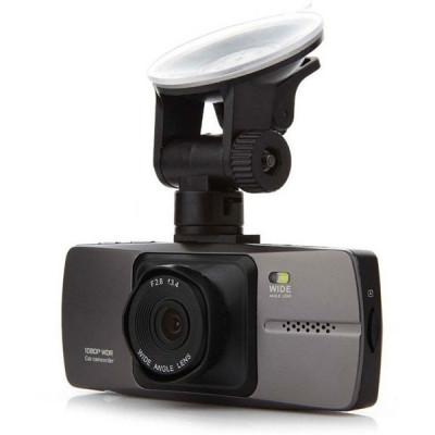 Resigilat! Camera Auto iUni Dash i88, rezolutie 1080p Full HD, LCD 2.7 inch, 140 grade, senzor G, by Anytek + Card 16 GB foto