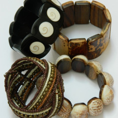Patru BRATARI vintage / accesorii vintage