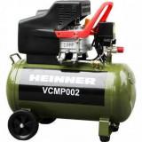Compresor Heinner VCMP002 50l 2CP 8 bar