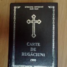 Z1 Carte de Rugaciuni - tiparita cu binecuvantarea P.S. Andrei