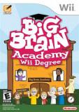 Big Brain Academy Wii Degree Nintendo Wii