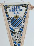 Fanion fotbal - CLUB BRUGGE (Belgia)