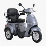 Tricicleta electrica 900 W, acumulator 48V 20Ah, fara permis, Z-tech ZT 15 K