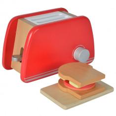 Jucarie din lemn Eichhorn Toaster