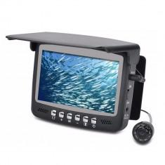 Aproape nou: Camera video subacvatica PNI UC430 pentru pescuit cu monitor de 4.3inc