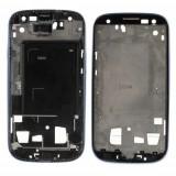Carcasa Fata Samsung i9300 Galaxy S3 Originala Albastra