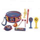 Set muzical cu 7 instrumente Paw Patrol