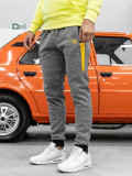 Pantaloni de trening bărbați grafit Bolf AM69