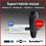 Tuner TV Digital USB - v2020.4 - HBO HD - DVB-C DVBC T2 - suport tehnic