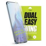 Cumpara ieftin Folie protectie TPU Case friendly Ringke Dual Easy compatibila cu Xiaomi Mi 11 2-Pack