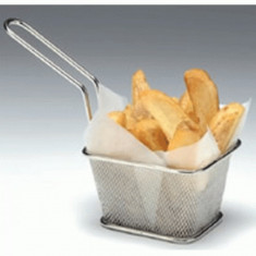 Cosulet servire pentru cartofi prajiti, snacks, 0136470, 9x10.5x6cm