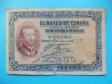 SPANIA 25 PESETAS 1926 (98)