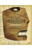 Frankenstein sau Prometeul modern - Mary Shelley, David Plunkert