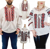 Cumpara ieftin Set Familie Traditionala 151 Camasi traditionale cu broderie