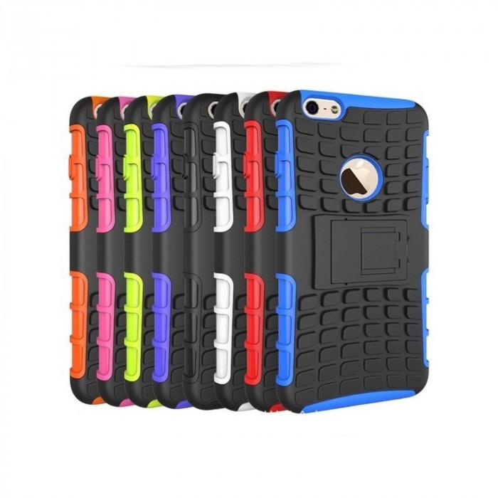 Husa antisoc pentru iPhone 6G Plus / iPhone 6S Plu Culoare Albastru
