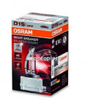 Bec Xenon Osram D1S Xenarc Night Breaker Unlimited (+ 70% lumina) 85V 35W 66140XNB