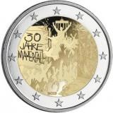 Germania moneda comemorativa 2 euro 2019 - Zidul Berlinului - UNC