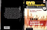 Primul Război Mondial Cauzele războiului, DVD, Romana, productii romanesti