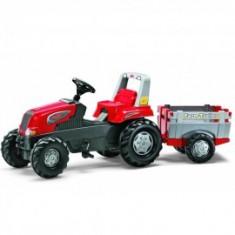 Tractor cu pedale si remorca - Rolly Junior