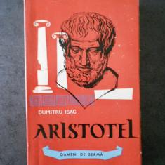 DUMITRU ISAC - ARISTOTEL