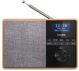 Radio portabil Philips TAR5505/10, Bluetooth, FM (Maro)