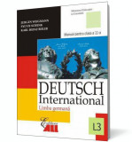 Limba germana Deutsch International L3. Manual pentru clasa a XI-a, ALL