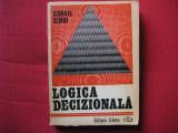 Logica decizionala - Cornel Simoi, Litera