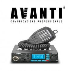 Statie Radio CB AVANTI Primo reglabila 4w -> 20W