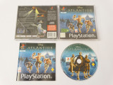 Joc Sony Playstation 1 PS1 PS One - Atlantide Lost Empire