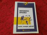 MATEMATICI SPECIALE OCTAVIAN STANASILA/VASILE BRINZESCU RF14/4