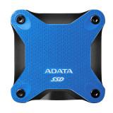 SSD Extern ADATA SD600Q 480GB USB 3.1 Blue