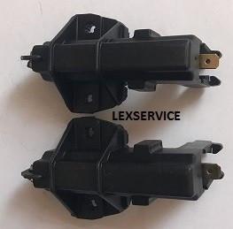 Carbuni motor masina de spalat Indesit WIE107 (2 BUC)