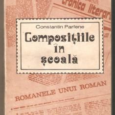 Compozitiile in Scoala Constantin Parfene