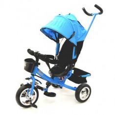 Tricicleta Agilis Blue, Skutt