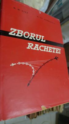 Zborul Rachetei M.M. Nita foto