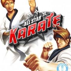 All Star Karate - Nintendo Wii [Second hand] fm, Sporturi, 3+, Multiplayer