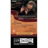 STRAUSS NEUJAHRSKONZERT 2002(OZAWAWIENER Phil.) DVD