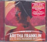 CD Soul: Aretha Franklin + The Royal Philharmonic – A Brand New Me ( SIGILAT )