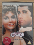 Grease  -  DVD sigilat