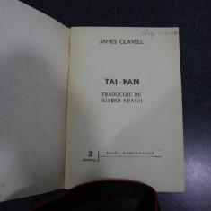 Carte de colectie - James Clavell, TAI-PAN , vol 2 - traducere de Alfred neagu