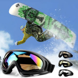 Ochelari de ski / snowboard / paintball goggles - UV400 - multicolor