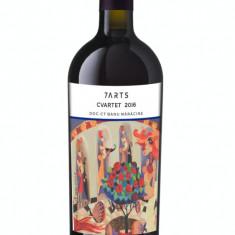 Vin rosu - 7Arts Cvartet, rosu, 2018   7Arts