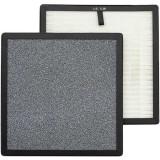 Set filtre pentru purificator aer DAP400, 1 x filtru HEPA, 1 x filtru Carbon, Daewoo