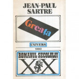 Greata, Jean-Paul Sartre